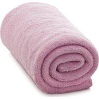 Cobertor Baby- Rosa- 80X110Cm- Camesacamesa