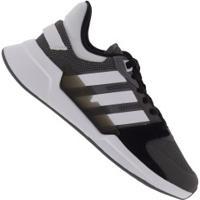 Tênis Adidas Run90S - Masculino - Cinza Escuro/Branco