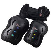 Kit Proteção Skate Roller Starflex Adulto