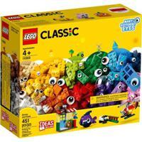 Lego Classic - 451 Peças E Olhos - 11003