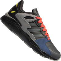 Tênis Adidas Crazychaos - Masculino - Preto/Azul Esc
