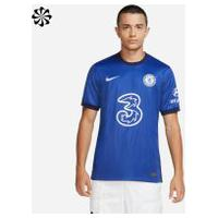 Camisa Nike Chelsea I 2020/21 Torcedor Pro Masculina