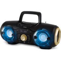 Boombox Usb Bluetooth Preto Philco Bivolt Pbo400Bt