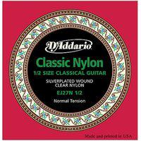 Encordoamento Violão Nylon Student Classics Ej27N Daddario