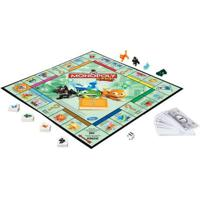 Jogo Monopoly Júnior - Hasbro