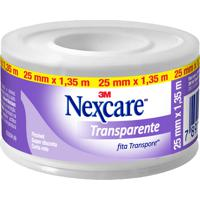 Fita Transparente Nexcare 25Mmx1,35M 1 Unidade