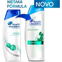 Kit Shampoo + Condicionador De Cuidados Com A Raiz Head E Shoulders Anticoceira 1 Unidade