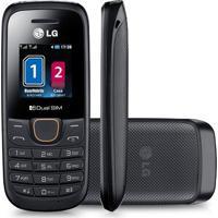 Celular Lg A275 Dual Chip Desbloqueado Preto