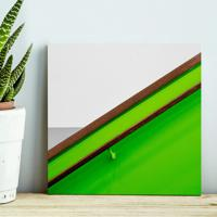 Quadro - Green Angle