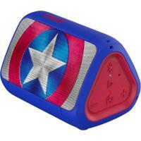 Alto Falante Bluetooth Vingadores - Capitão América