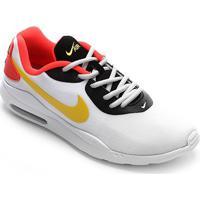 Tênis Nike Air Max Oketo Masculino - Masculino-Amarelo+Preto