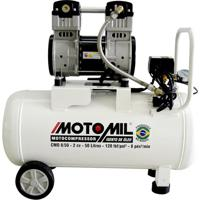 Compressor De Ar Motomil 2 Hp Monofásico - Cm0 8/50L