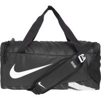 Bolsa Nike Sportswear New Duffel Média Preta