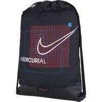Gym Sack Nike Mercurial - Preto/Rosa