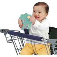 Protetor Para Carrinho De Supermercado Jolly Jumper Azul