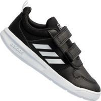 Tênis Infantil Adidas Tensaur - Preto/Branco