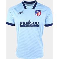 Camisa Atlético De Madrid Third 19/20 S/Nº Torcedor Nike Masculina - Masculino