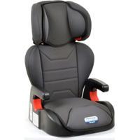 Cadeira Para Auto Burigotto Protege Reclinável 2.3 New Memphis - Unissex-Preto