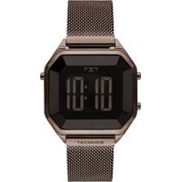 Relógio Technos Crystal Feminino - Feminino-Marrom
