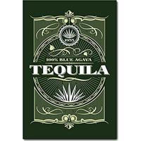 Placa Decorativa - Tequila - 0736Plmk
