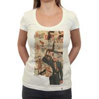 Adventure - Camiseta Clássica Feminina