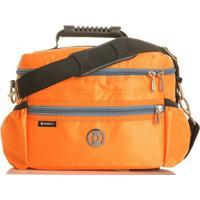Bolsa Térmica Iron Bag Fit Pop Tamanho M + Combo De Acessórios - Unissex