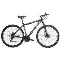 Bicicleta 29 First Atrix - Kit Shimano - Freio A Disco 21 Marchas - Unissex