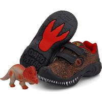 Tênis Vissi Dinossauro Infantil Mais Brinde - Masculino