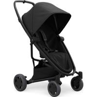 Carrinho De Bebê Zapp Flex Plus Quinny Black On Black #1 Preto