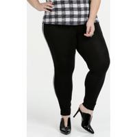 Calça Feminina Legging Plus Size Luktal