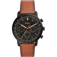 Relógio Cronógrafo Fossil Masculino - Fs5501/0Pn Marrom