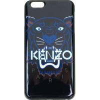 Kenzo Capa Para Iphone 6 Plus 'Tiger' - Preto