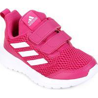 Tênis Infantil Adidas Altarun Velcro - Unissex-Pink+Branco