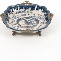 Enfeite Decorativo De Porcelana Chemin P
