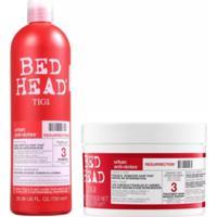Kit Shampoo E Máscara Tigi Haircare Resurrection (750Ml E 200G)
