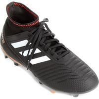 d638e5e1ff99f Netshoes  Chuteira Campo Adidas Predator 18 3 Fg - Unissex