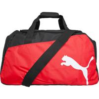 Bolsa Puma Pro Training Medium Vermelha