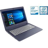 """Notebook Vaio C14 Core I3 4Gb 1Tb Tela Lcd 14"""" Led Win 10 - Vjc141F11X-B0111L"""