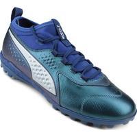 9cd051f084 Netshoes; Chuteira Society Puma One 3 Lth Bdp - Unissex