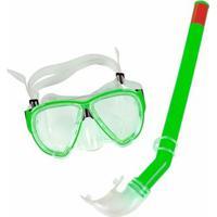 Snorkel Com Máscara Premium - Belfix - Unissex