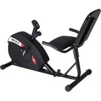 Bicicleta Ergométrica Horizontal Max H Dream Fitness - Unissex