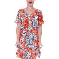 Vestido Urban96 Floral Diana Estampado