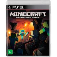 Jogo Minecraft - Playstation 3 - Unissex