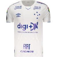 Camisa Umbro Cruzeiro Ii 2019 - Unissex