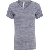 Camiseta Feminina Freelift - Cinza