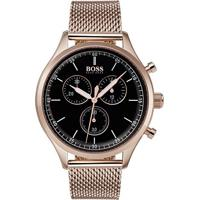 dcd3606cef9 Relógio Hugo Boss Masculino Aço Marrom - 1513548