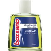 Loção Pós Barba Bozzano Mentolada 100Ml