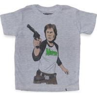 Han Rocker - Camiseta Clássica Infantil