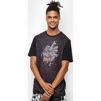 Netshoes  Camiseta Mcd Especial Skull Hand Masculina - Masculino 20e90b7e1b1
