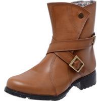 Bota Mega Boots 3010 Bege